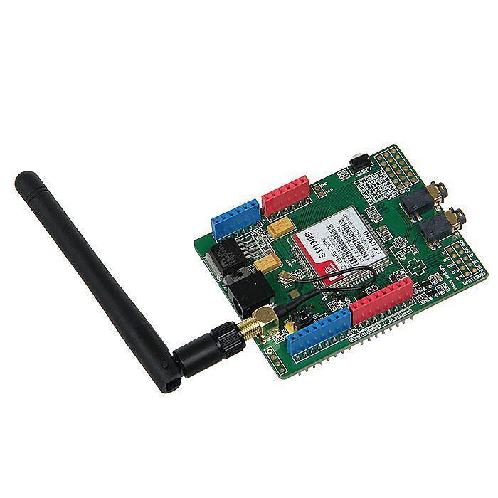 SIMCOM SIM900 Module Quad Band Wireless GSM/GPRS Shield Development