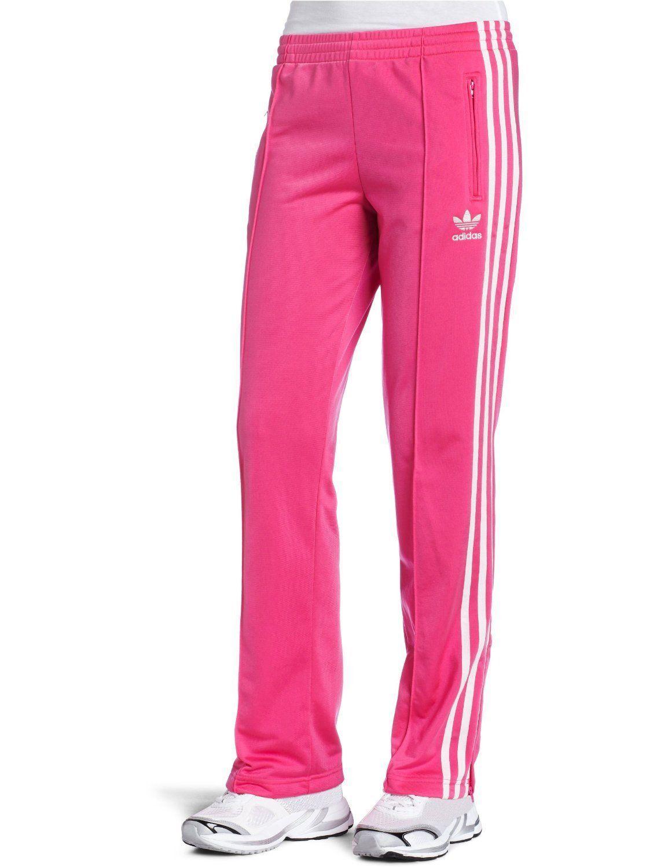 Adidas firebird TRACK PANT pantalón original rosa z37640 Athletic