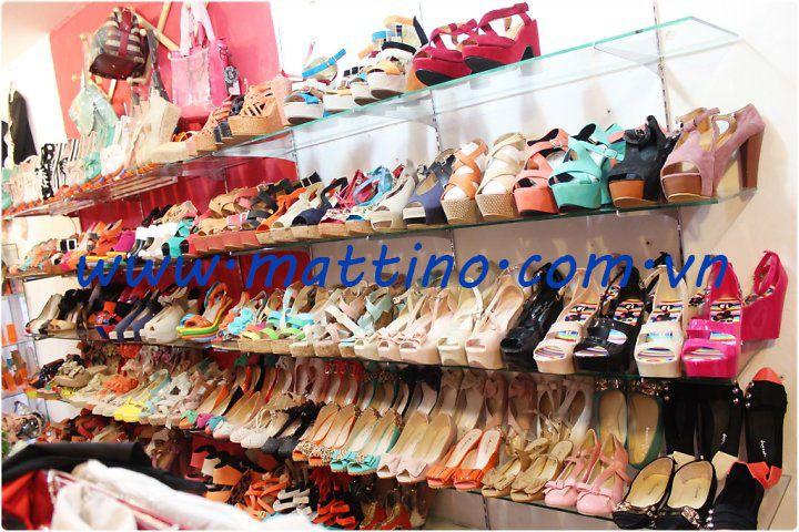 Nhu cầu nhập hàng giày nữ cao gót, búp bê giá sỉ ở Tphcm