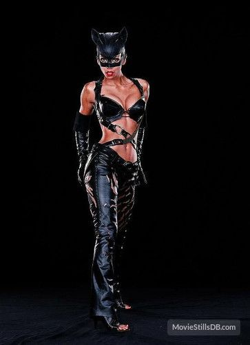 Catwoman - Promo Shot Of Halle Berry  Catwoman 2004 -3303