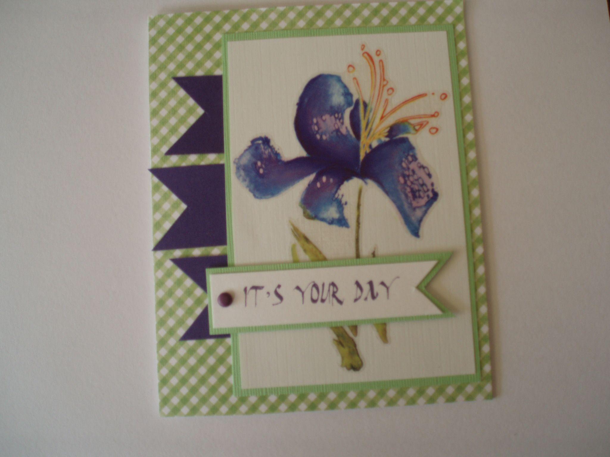 Inside reads: Celebrate you! Happy Birthday