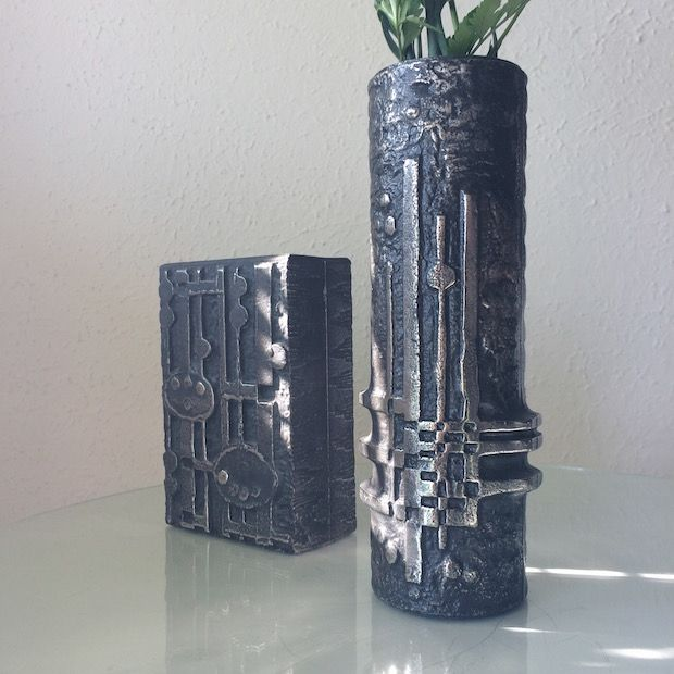 Olaf Joff Vases From 1960s Norway Olaf Joff Pinterest Olaf