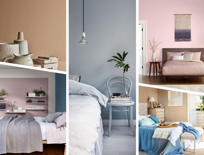 Quelle peinture chambre adulte moderne choisir en 2019 ? Voici le ...