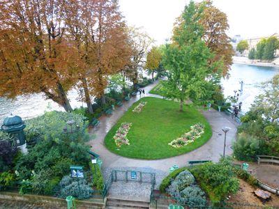 Parijs à la carte - De mooiste parken en tuinen in Parijs
