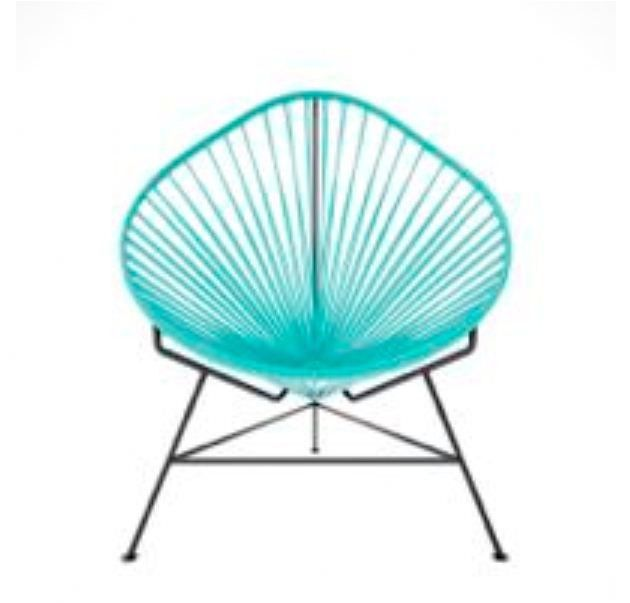 Innit The Acapulco Side Chair & Reviews   Wayfair
