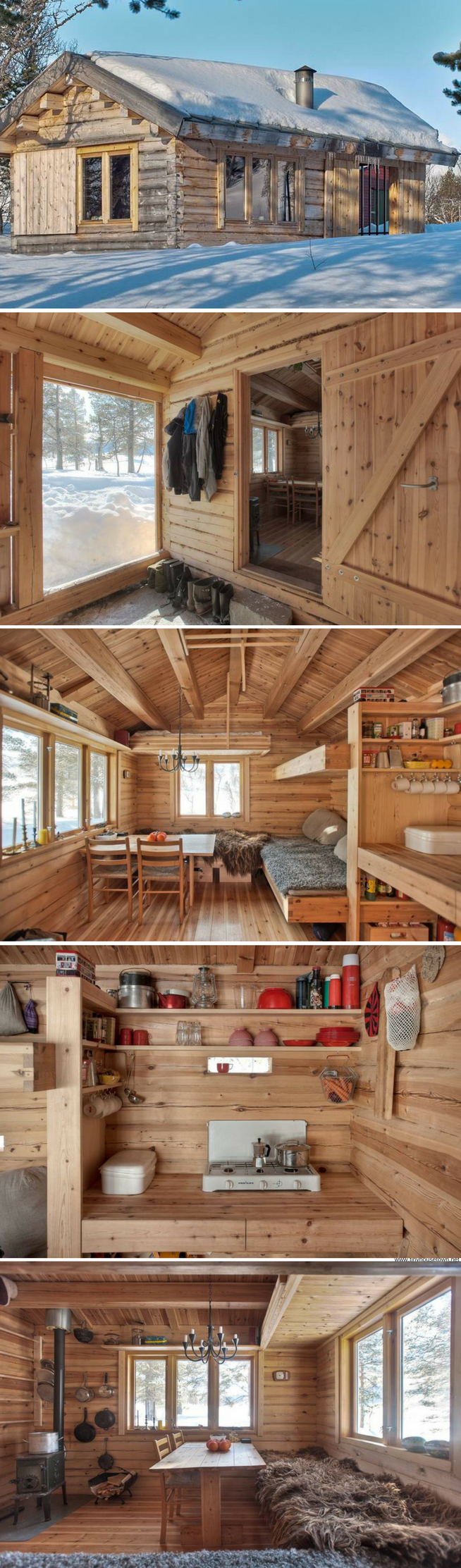 a modern winter shelter by fo4a architecture cabin inspiration