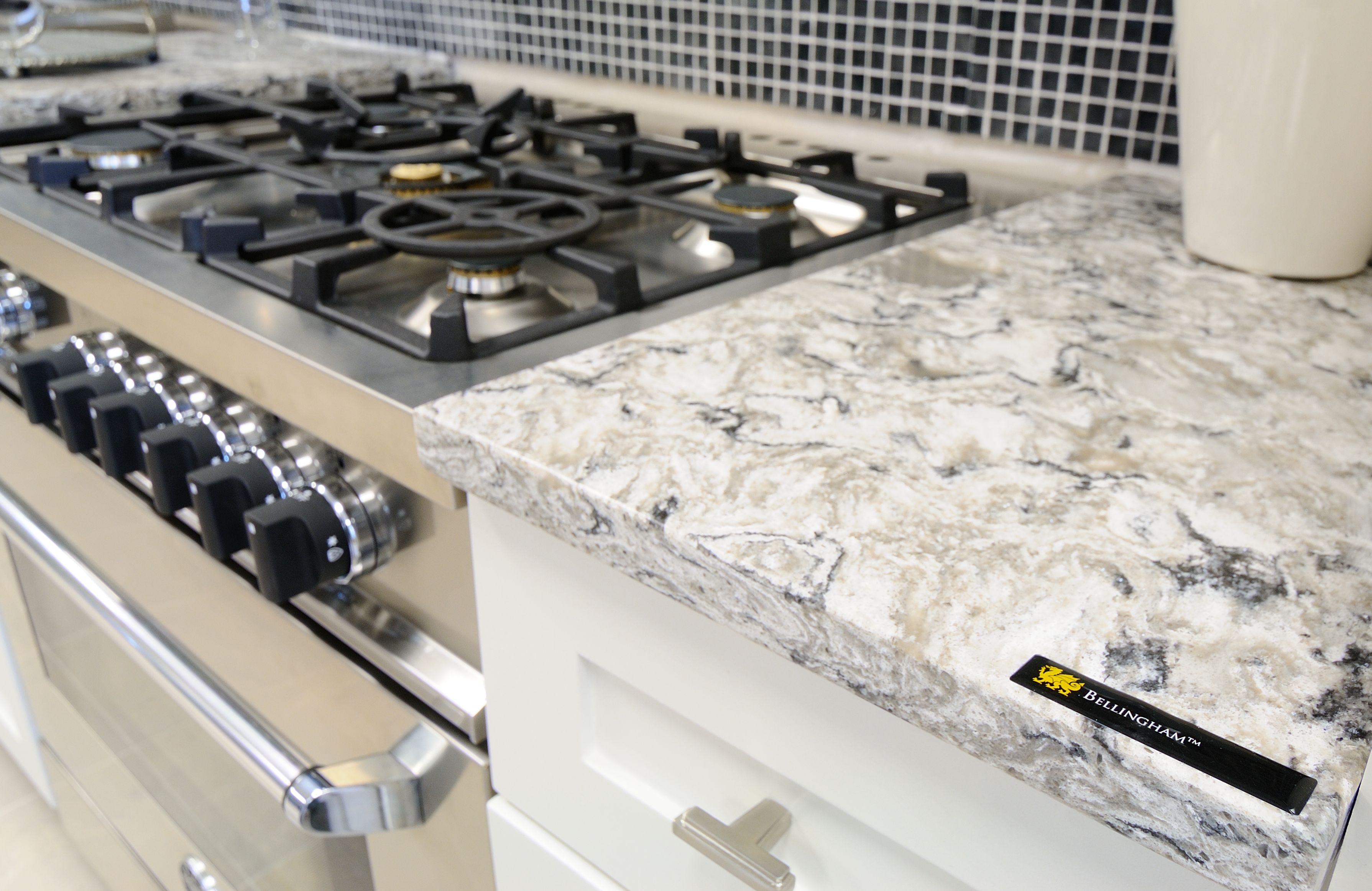 @Cambria Bellingham kitchen countertop by Atlanta Kitchen ...