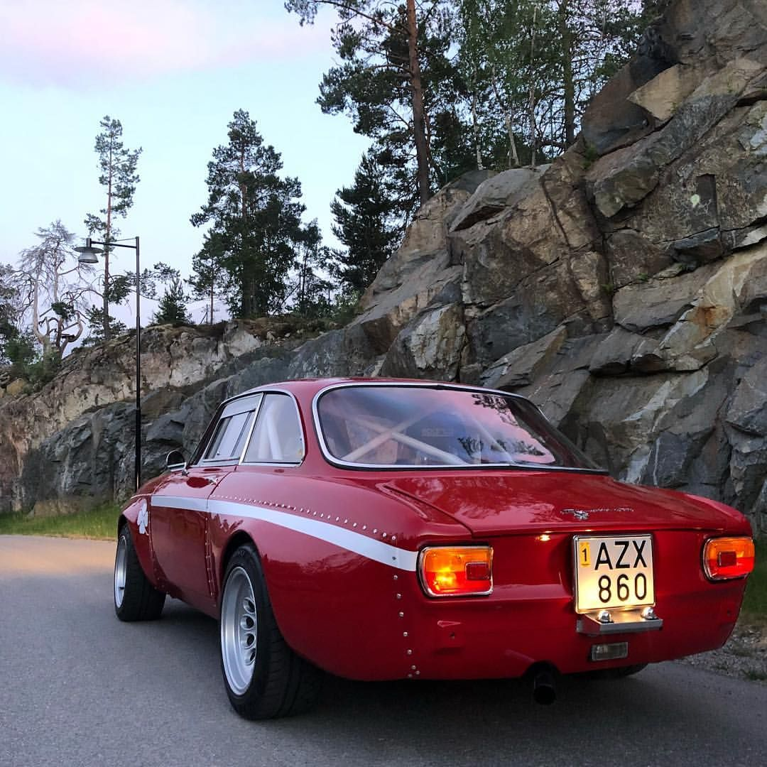 Old School Ride #alfaromeo #gta1300 #autodelta