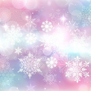 Colorful Christmas Background Vector Graphic 300 x 300 px