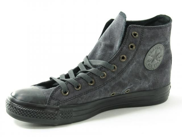 Converse Ct Spec Hi Blk-Blk Mens Footwear Boot