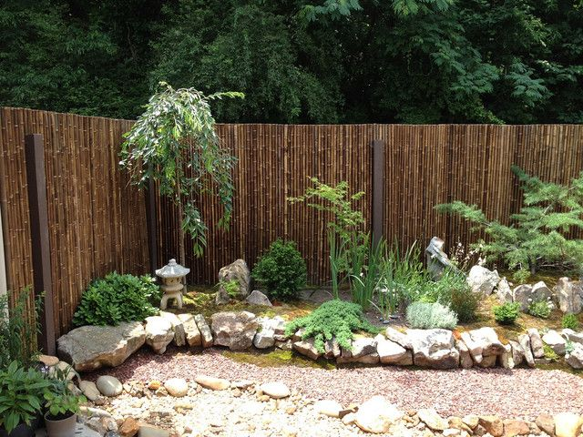 Incroyable Rock Garden Ideas For Japanese Design : Backyard Japanese Garden