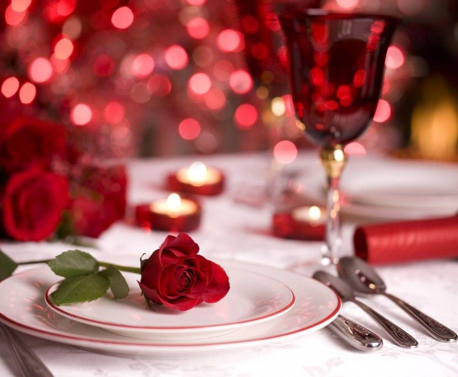 24 romantic table decor variants for the best valentines day - Best Valentines Dinner