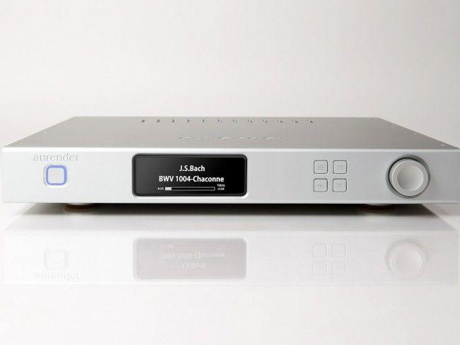 Aurender A10 Music Server, Player & DAC | Audiophile