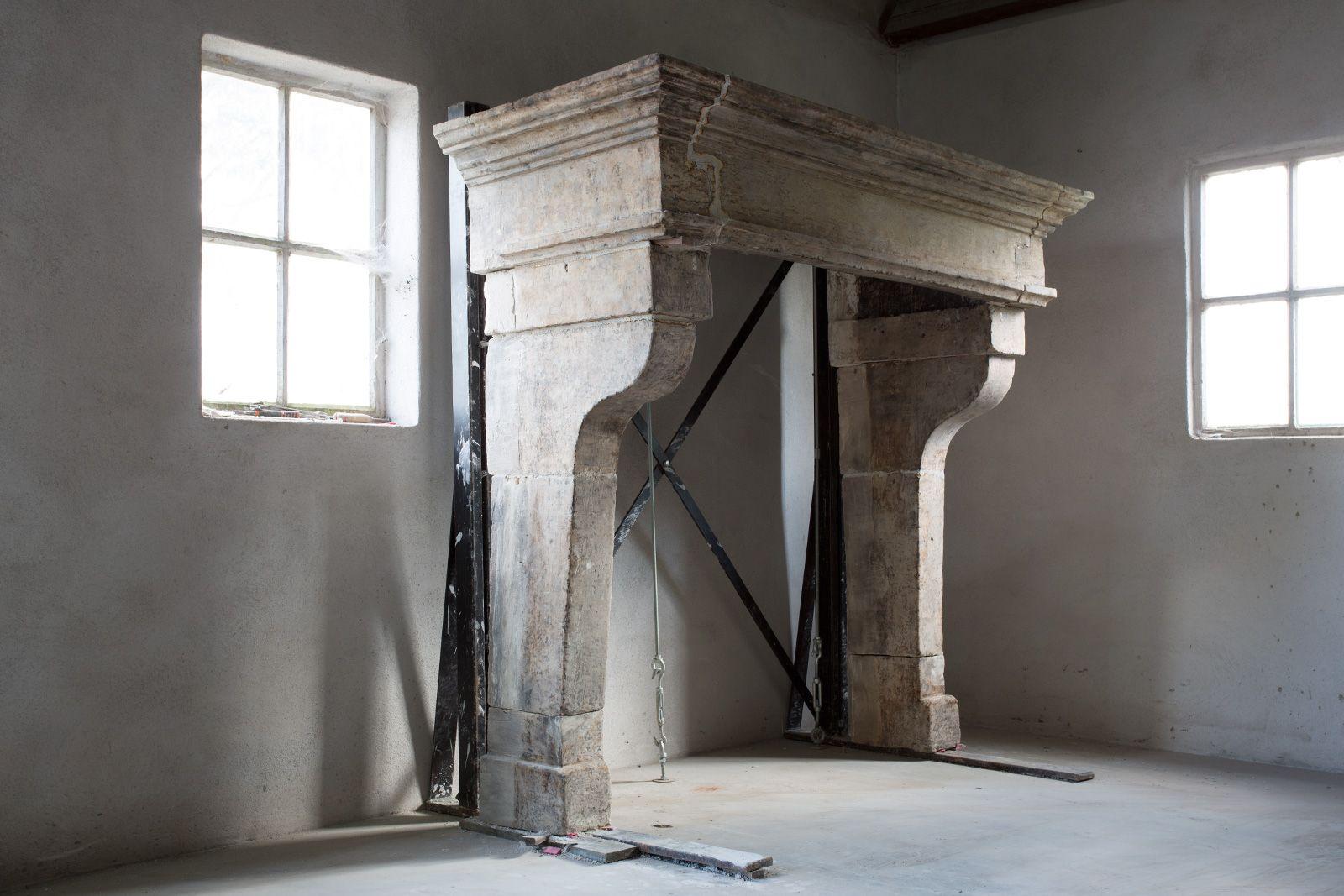 Bourgondisch kruis rustieke bouwmaterialen realisaties