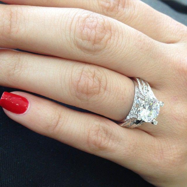 Instagram Photo By Bridalringscompany Via Iconosquare Engagement Rings Bridal Ring Sets Wedding Rings Engagement