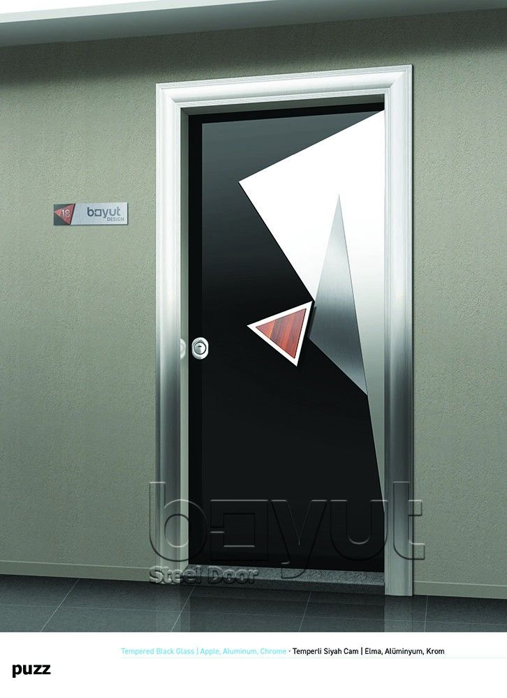 Pin by Murad Kafkas on BOYUT Steel Security Doors Pinterest