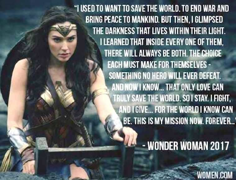 Pin By 林 冠宇 On Dc Wonder Woman Quotes Women Empowerment Quotes Woman Quotes