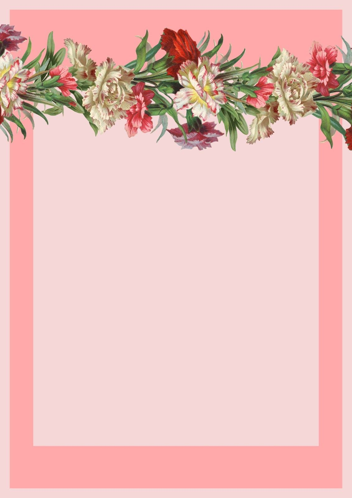 meinlilapark digital freebies print it out draw it pinterest free printable flower and. Black Bedroom Furniture Sets. Home Design Ideas