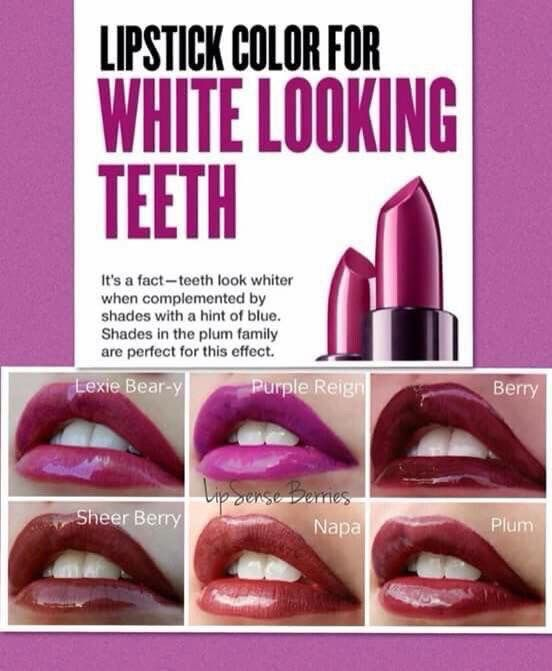 Who Wants Whiter Teeth And With Lipstick That Doesn T Come Off