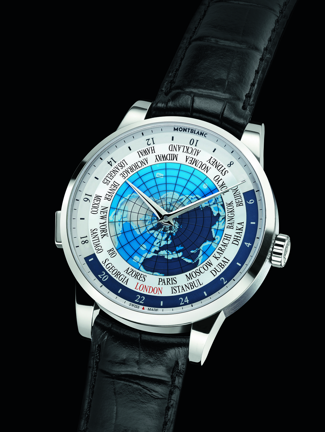 luxury chronometer timepieces time product glamour worldtime waldan world watches