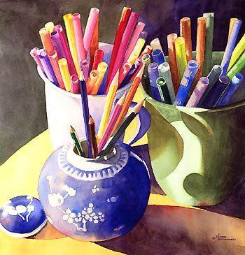 Maud Durland ( Oregon Watercolorist )
