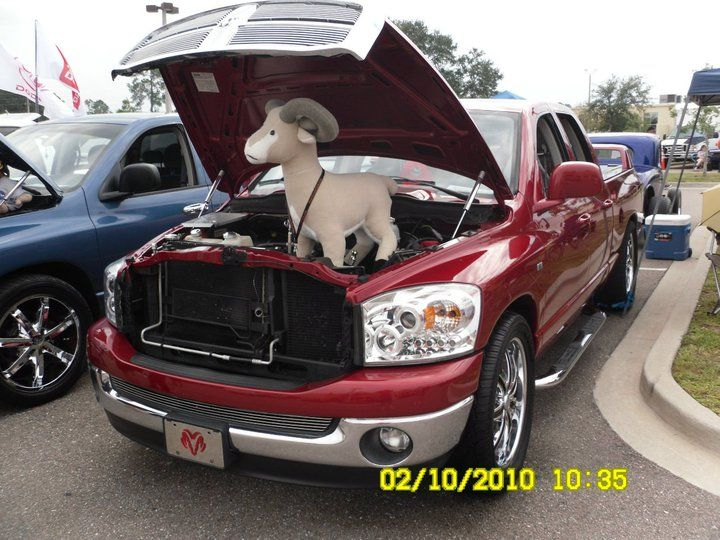 Custom Dodge Ram Cruisin Mopars Of Jacksonville Annual Car Show - Jacksonville car show