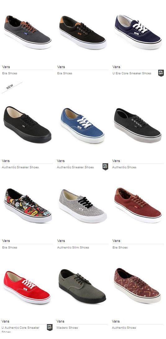 Daftar Harga Sepatu Vans Original Terbaru  f459259165