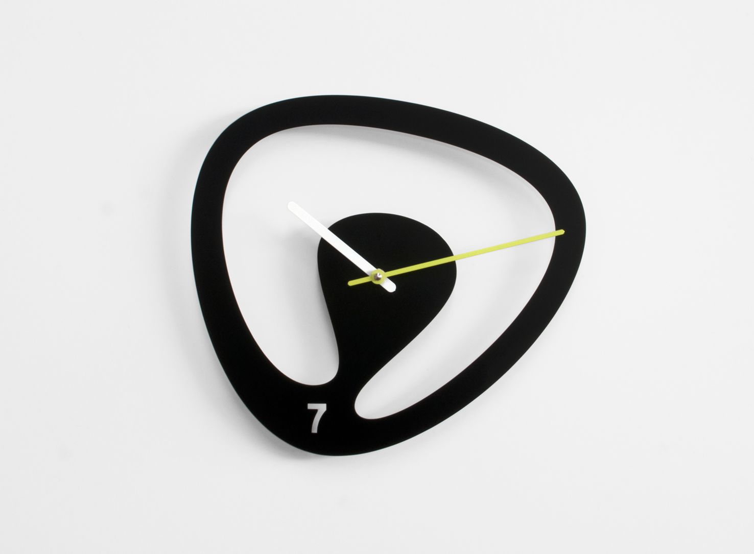 Wall Clocks | Seven Modern Wall Clock Design Karim Rashid Another Creation  By