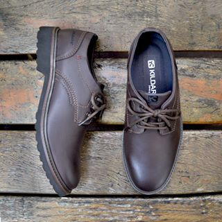 486a03f7d sapato Masculino em couro com solado tratorado REF.: RU4001 AN.CLOUD SADDLE