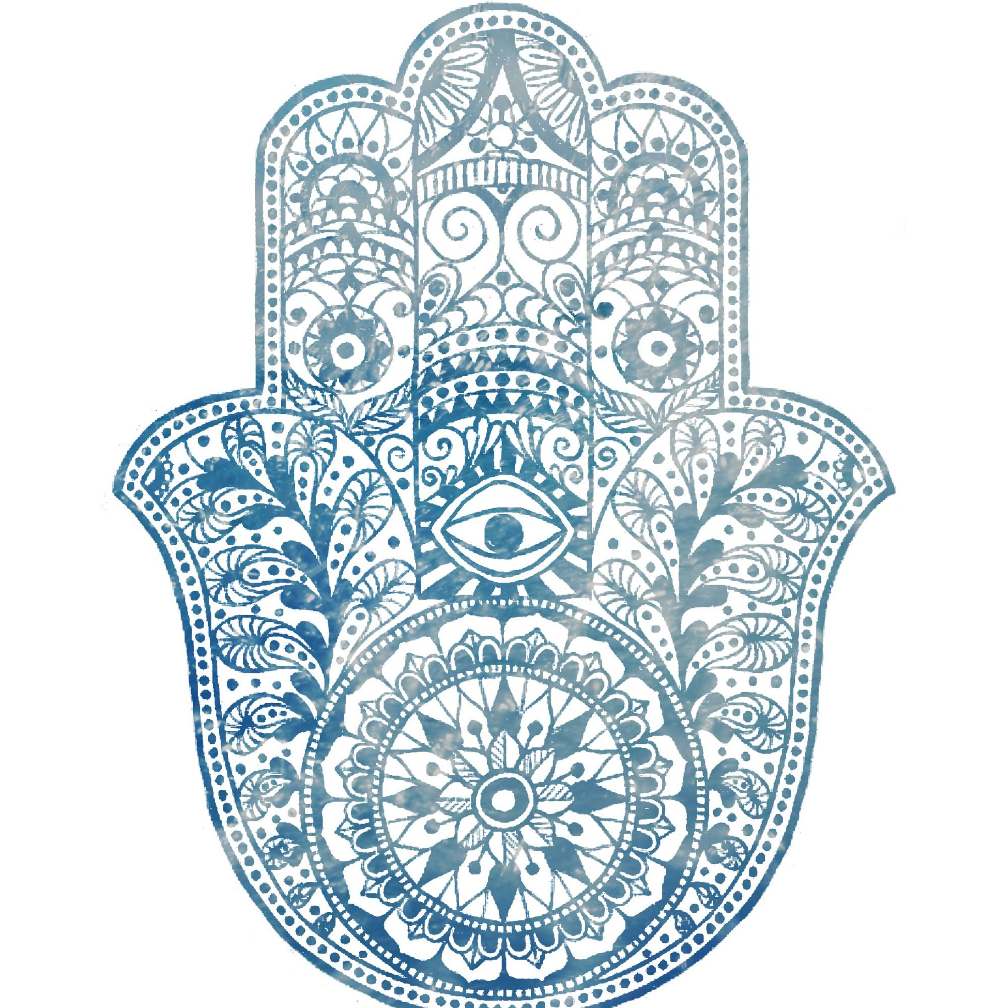 Hamsa Iphone Background Como Desenhar Maos Tatuagem Costela Pelicula De Unha