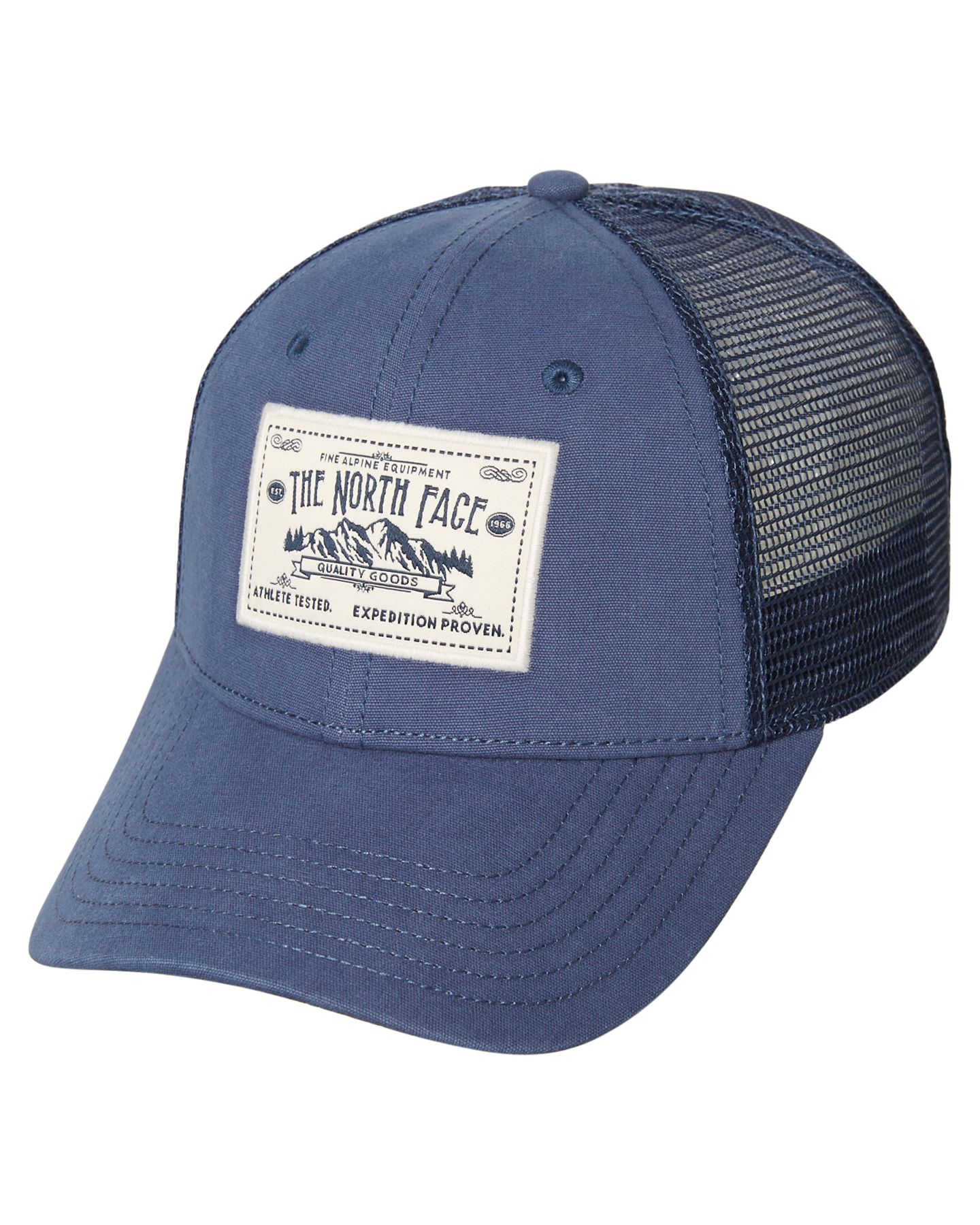 0dad7791aa0a8 Have a look at this The North Face Mudder Trucker Cap Blue - http