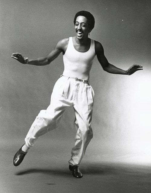 Gregory Hines.....