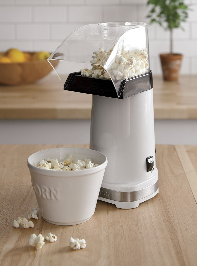 Cuisinart Hot Air Popcorn Maker In 2019 Products Air Popcorn