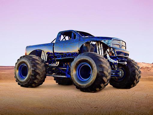 Dodge Ram Monsters Monster Trucks Lifted Trucks Big Trucks