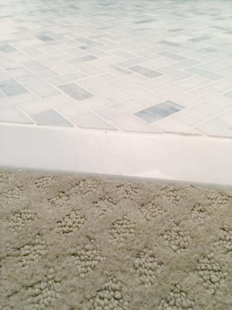 Transition From Tile To Carpet
