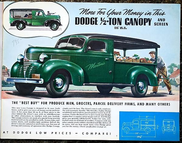 1941 Dodge Canopy Express Truck.  sc 1 st  Pinterest & 1941 Dodge Canopy Express Truck. | Trucks | Pinterest | Canopy ...