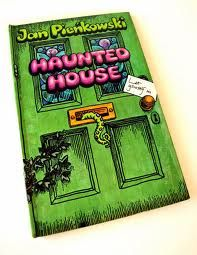 the haunted house pop up book - Google Search