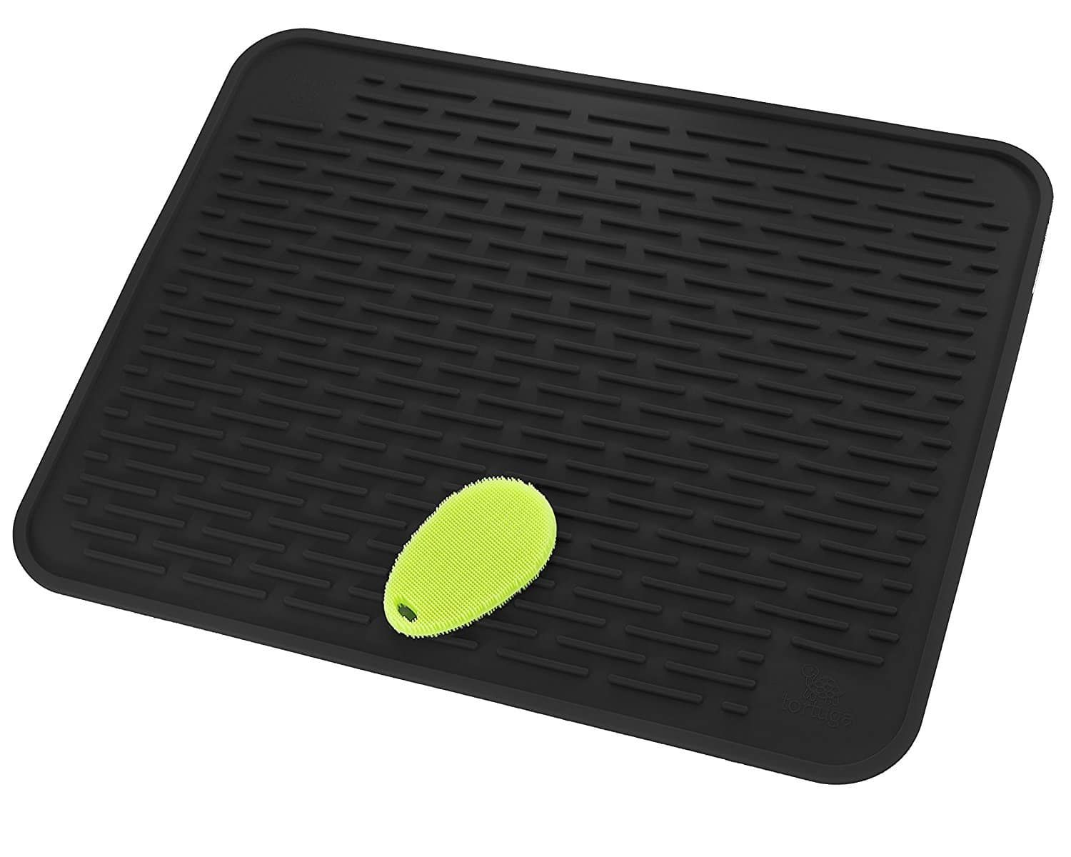 Top 10 Best Silicone Dish Drying Mats In 2020 Reviews Hqreview Dish Drying Mat Silicone Sponge Large Mats