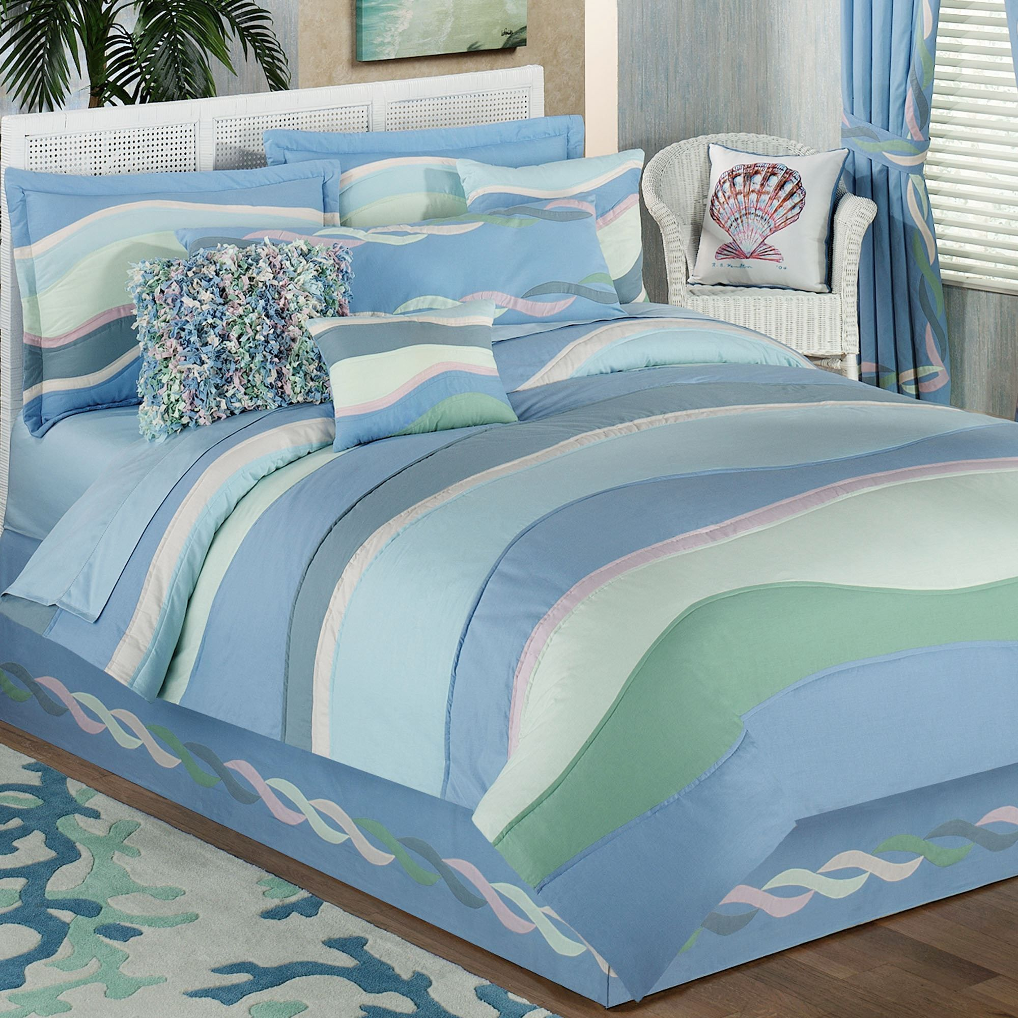 girls designer striped and bedding contemporary sheets bed full bedspreads of sets blue grey size bedspread queen coastal green bedroom cotton black twin white