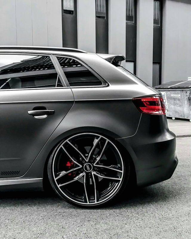 Pin By La On Audi Audi Rs3 Audi A3 Sportback Audi Wheels