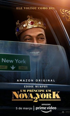 Um Príncipe Em Nova York 2 (2021)