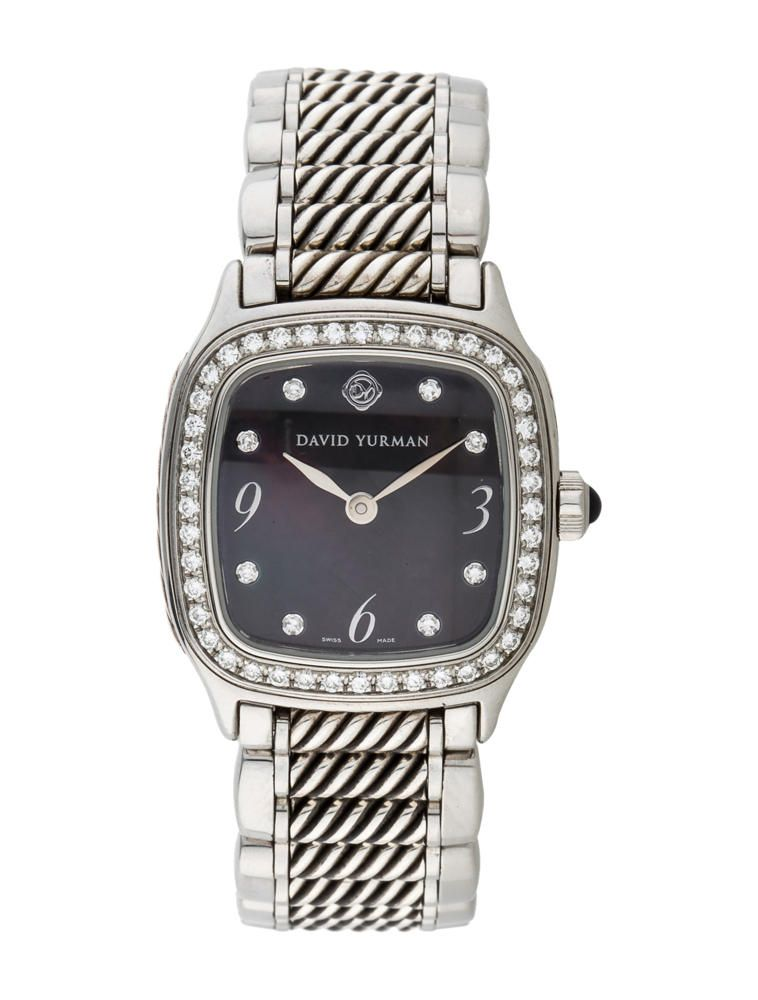 david yurman albion watch women ladiesu0027 stainless steel 26mm david yurman david yurman
