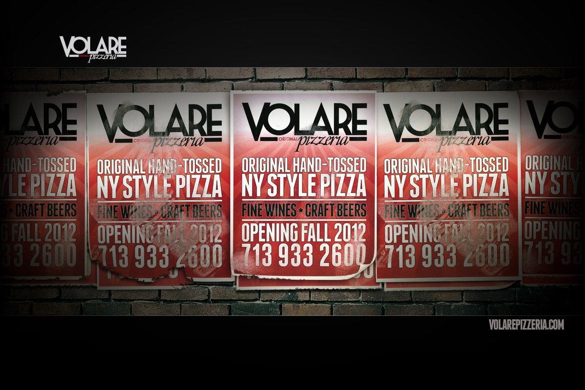 River Oaks Pizza Restaurant With Old School Nyc Neighborhood Feeling And Design Volare Ny Style Pizza Nyc Neighborhoods Craft Beer