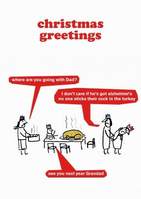Alzheimer With Images Funny Christmas Cards Funny