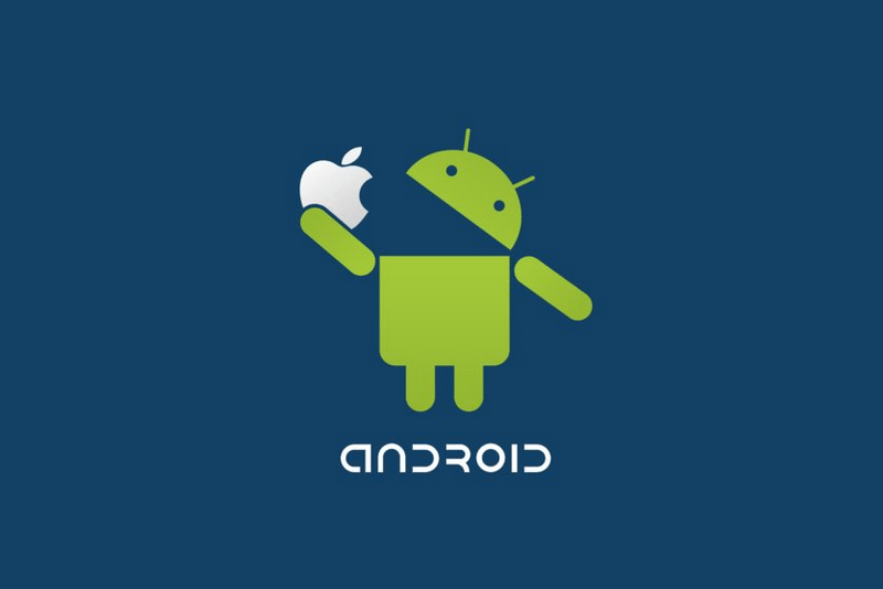 Android beats iOS to the top os for tablets Ux