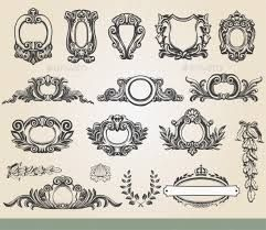 Image Result For Fancy Shield Template  Coat Of Arms  Crests