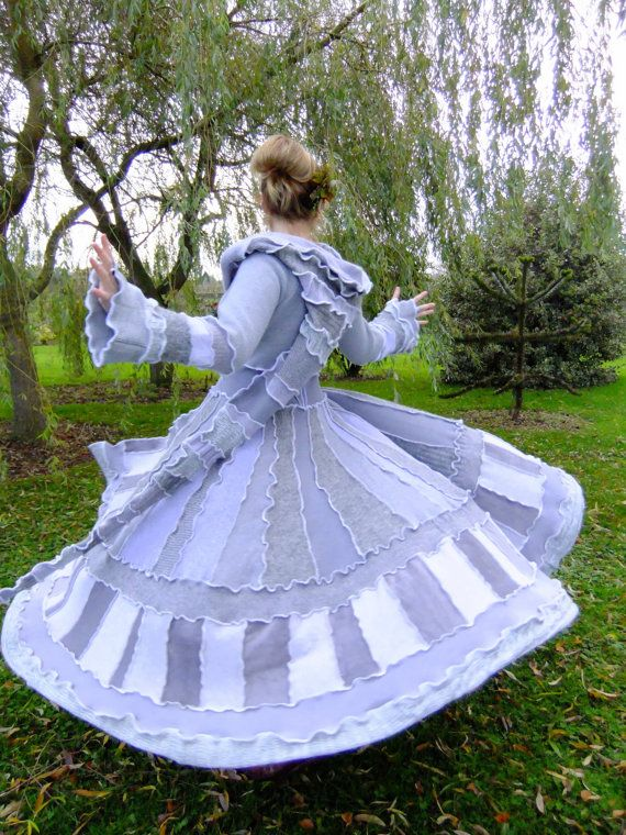 1000  images about upcycled clothes/gypsy or elf coats on