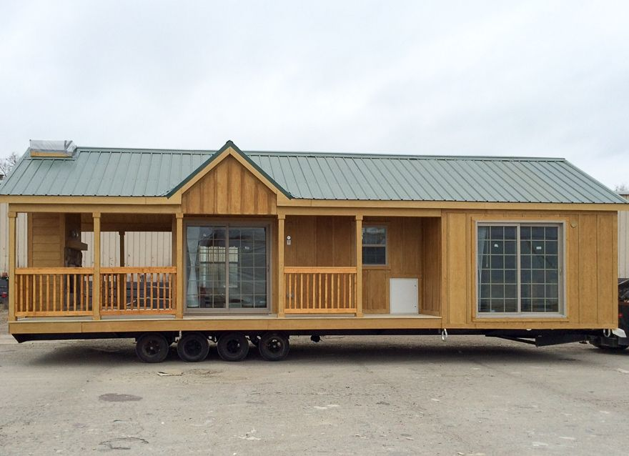 Lockhart RV Park Model Homes