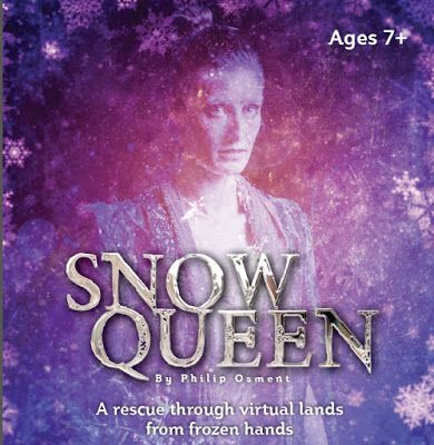The Brick Castle: Snow Queen at Z-arts in Manchester