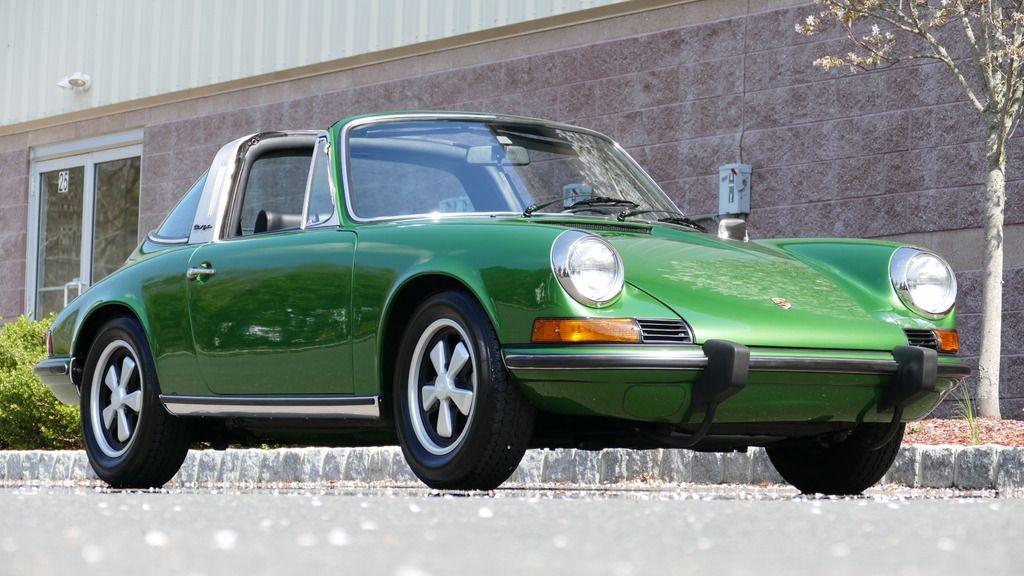 1973 Porsche 911t Targa Porsche Sport Cars Classic Cars Online